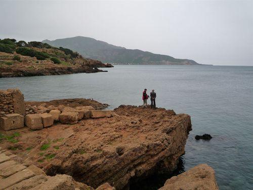 5 La baie de Tipasa