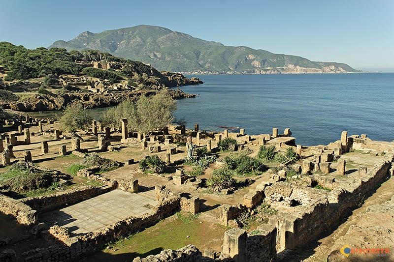 Les-ruines-romaines-de-tipaza-