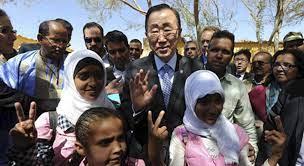 Western Sahara talks: UN chief Ban Ki-moon to send envoy | World News,The  Indian Express